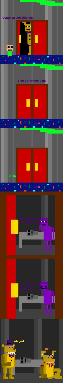 PurpleBoi #8 - The Lure by PurpleBoiComics