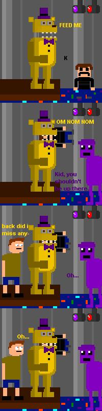 Purpleboi #8.5 - Noncanon bite by PurpleBoiComics