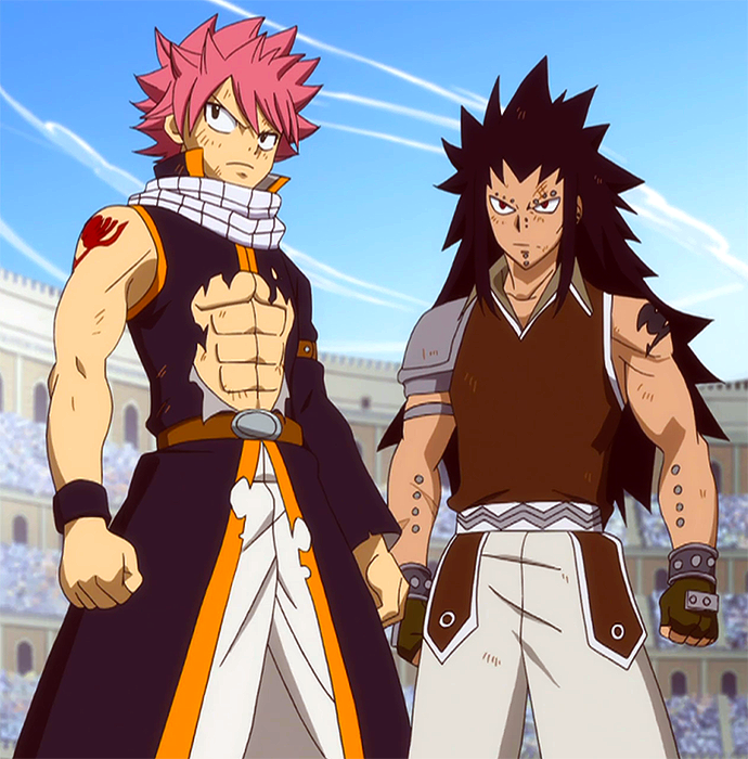 Fairy Tail's Dragon Slayer Duo By KagomeChan27 On DeviantArt