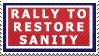 Rally 4 Sanity Stamp by rachel-gidluck