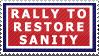 Rally 4 Sanity Stamp by rachel-gidluck