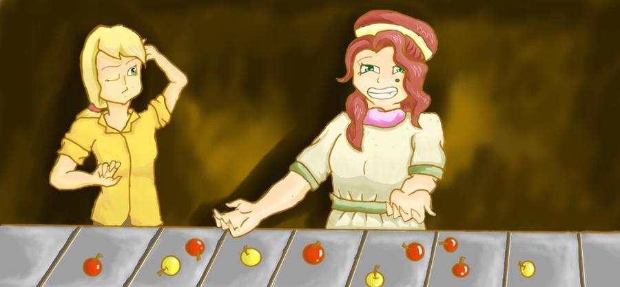 ALL the cherries by ChocolateSun