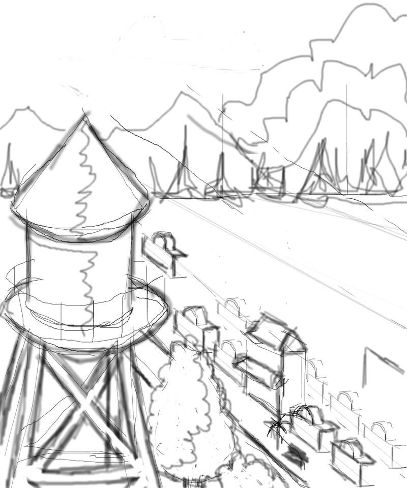 sspa practice sketch by ChocolateSun