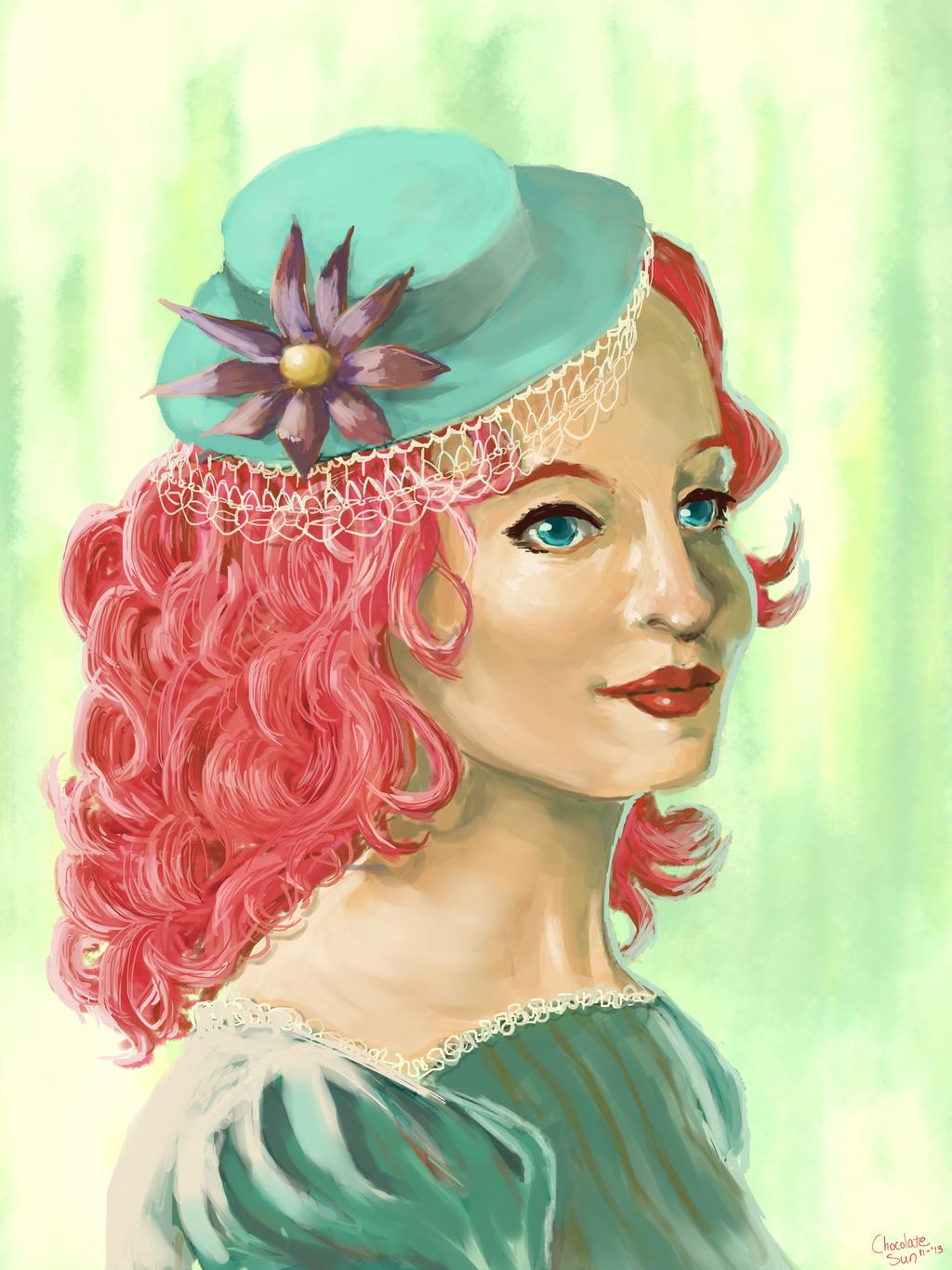 Nana Diane Pie by ChocolateSun