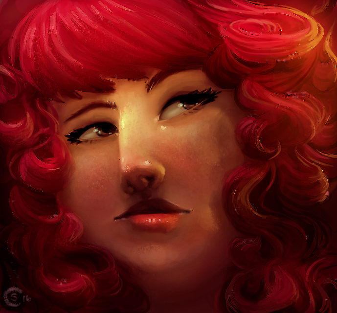 Rose Q. by ChocolateSun