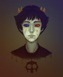 Doom by PandaleonSaa