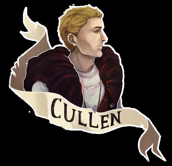 Cullen by PandaleonSaa