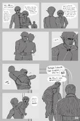 fenhawke comic thing by PandaleonSaa