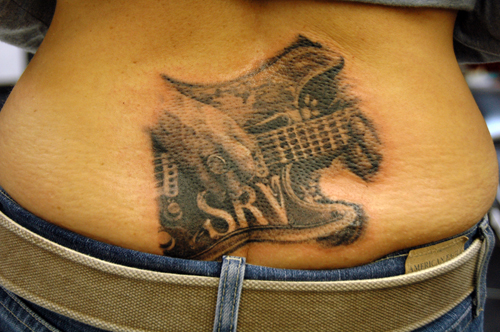 Stevie ray vaughan 39 s hands by scratchbilly on deviantart for Stevie ray vaughan tattoo