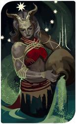Ciara Adaar Tarot Card