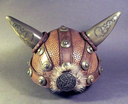 Sigurd, Fantasy Viking Helm by TomBanwell