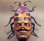 Leather Beetle Mask