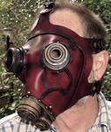 Steampunk Gas Mask 2