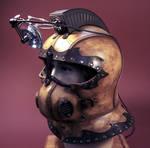 Underground Helm with Lamp