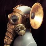 Elephantine Gas Mask