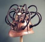 Prof. Tauruscat's Dream Helmet