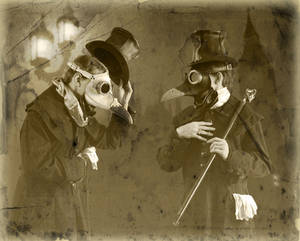 Gentlemen Plague Doctors