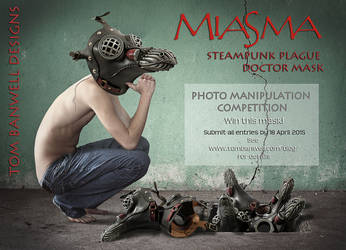 Miasma Photo Manipulation Competition