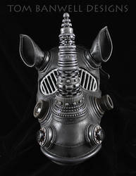 Black Rhino mask