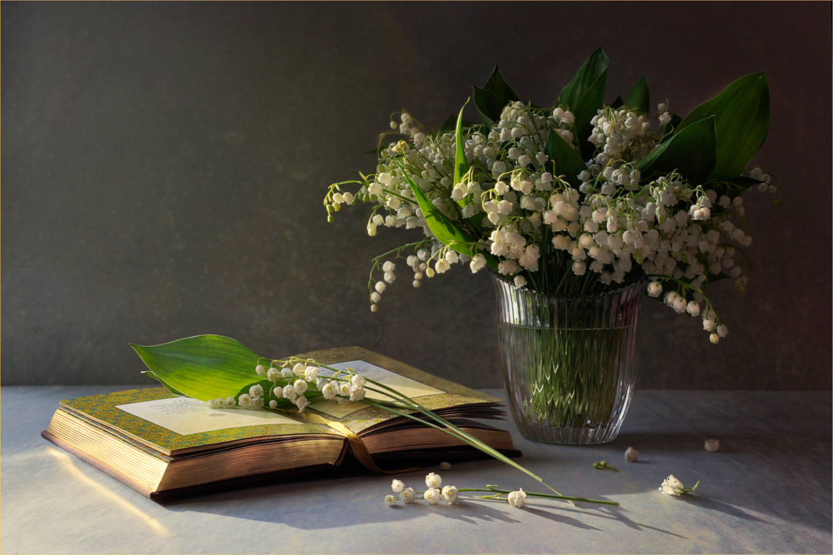 Still life with lilies of the valley by mariall on deviantart still life with lilies of the valley by mariall izmirmasajfo