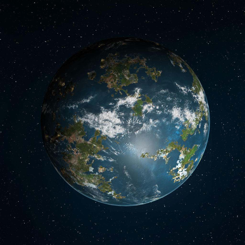 Terran-planet by MhsmDK on DeviantArt