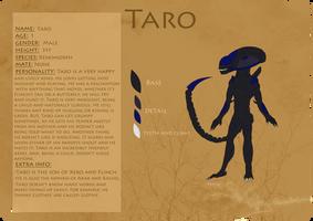 Taro Reference 2013 by SheWolfey
