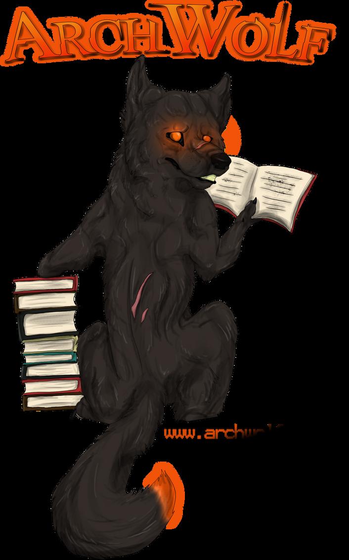 ArchWolf Novels by SheWolfey