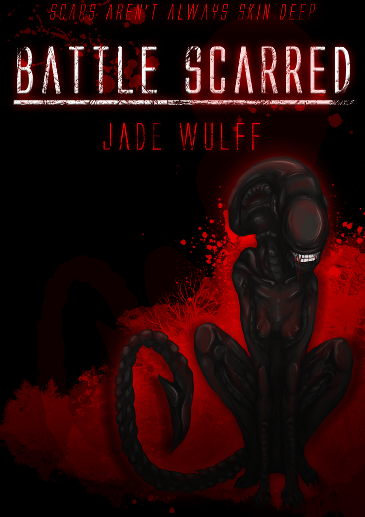 Battle Scarred - NOW AVAILABLE by SheWolfey