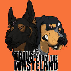 Tails from the Wasteland logo