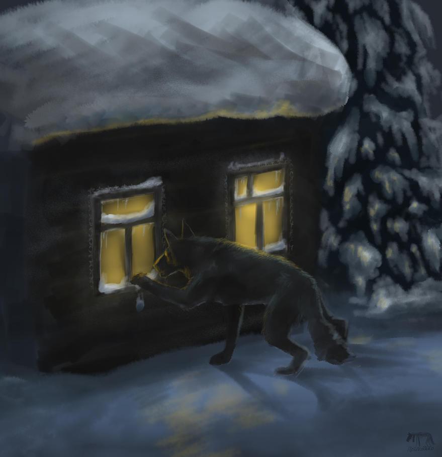 Werwolf by Shaggy-grim