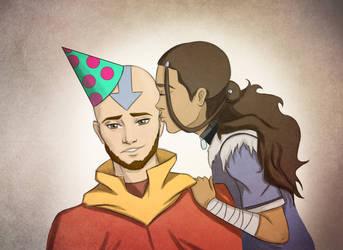 Happy Birthday Avatar! by ZuTarart