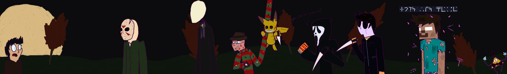 Halloween (2016) by KirbyOfTheStars64