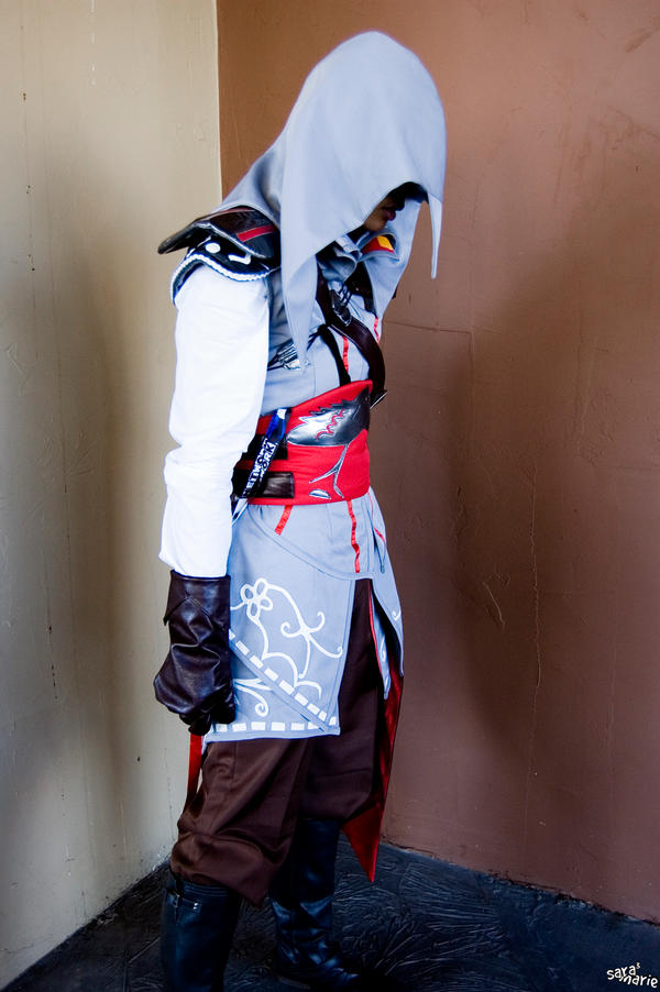 Assassin's Creed by saraaamarie
