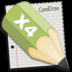 CorelDraw X4 by barkerbaggies