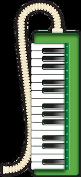 Melodica Icon