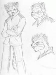 Tiger D by qdd