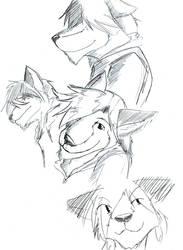 sketches derp by qdd