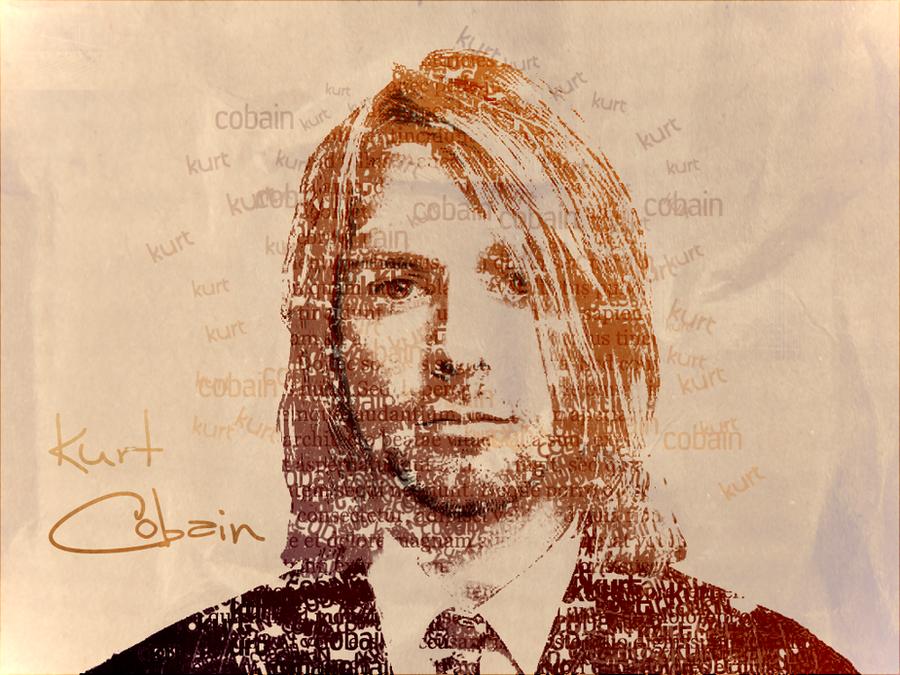 Kurt Cobain by SharmaJenkins