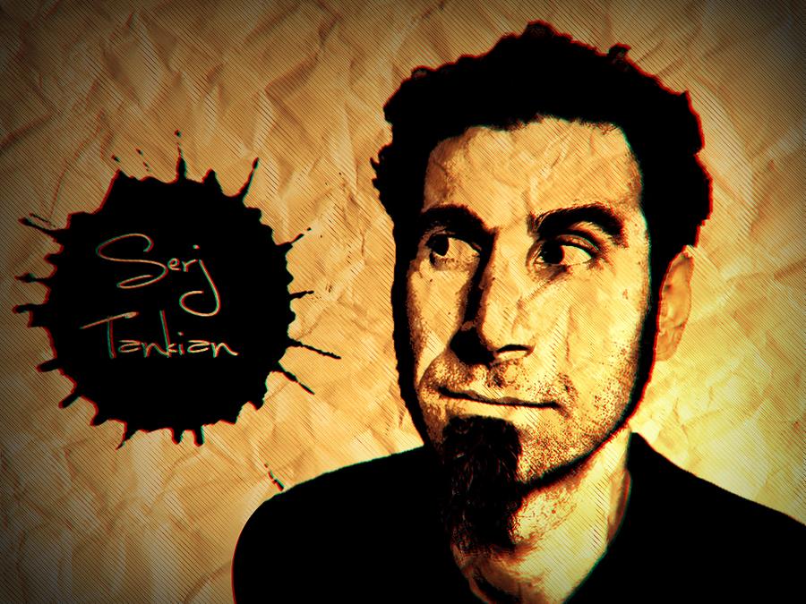 Serj Tankian by SharmaJenkins