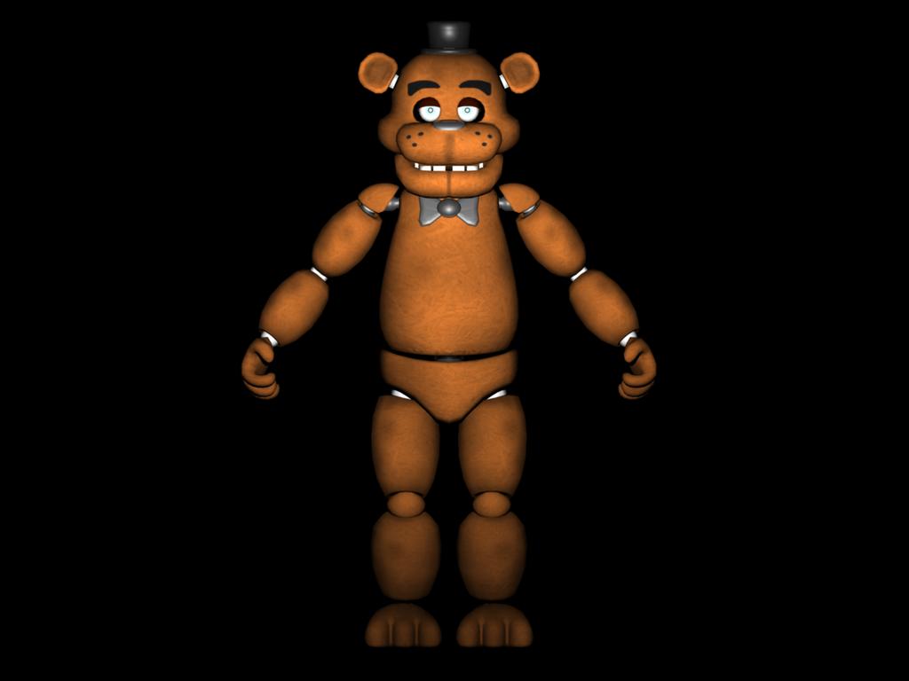 Freddy fazbear by i6nis on deviantart