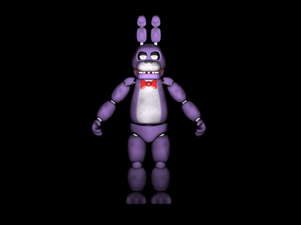 Five Nights at Freddy's Models? - Alice Community