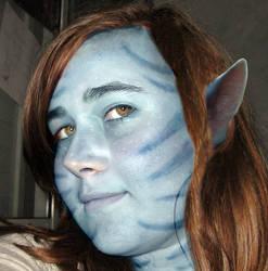 I am na'vi. by shlop
