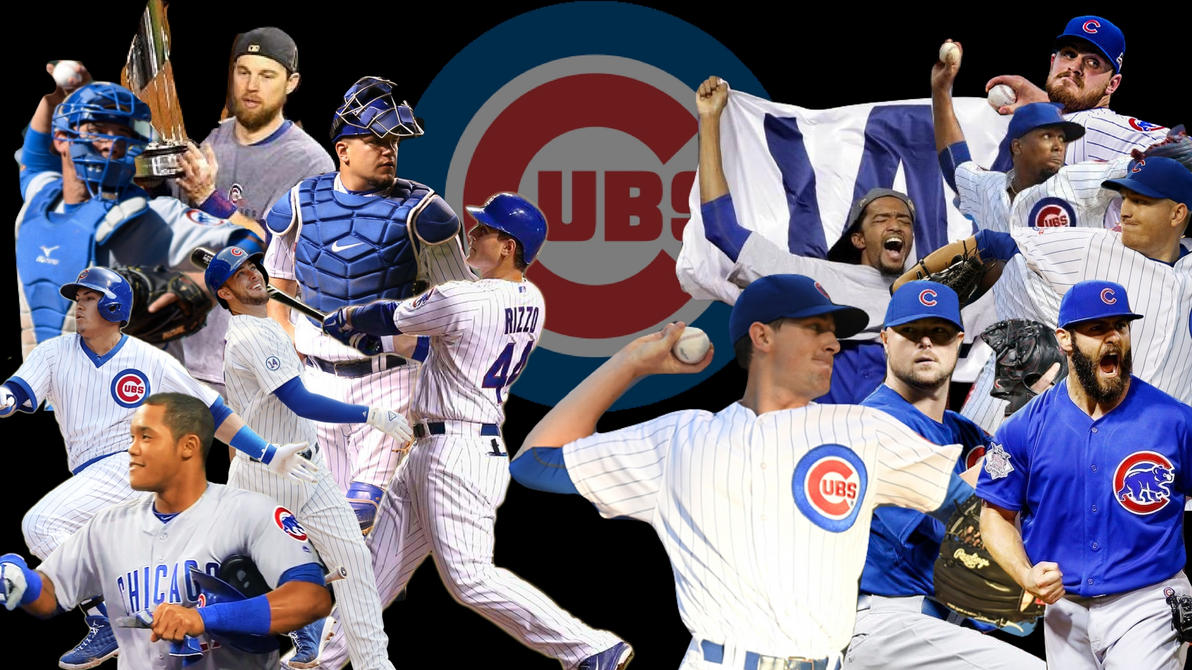 Chicago Cubs Wallpaper by SportsWallpapers224 on DeviantArt