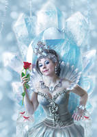 Snow Queen by Green--Cat
