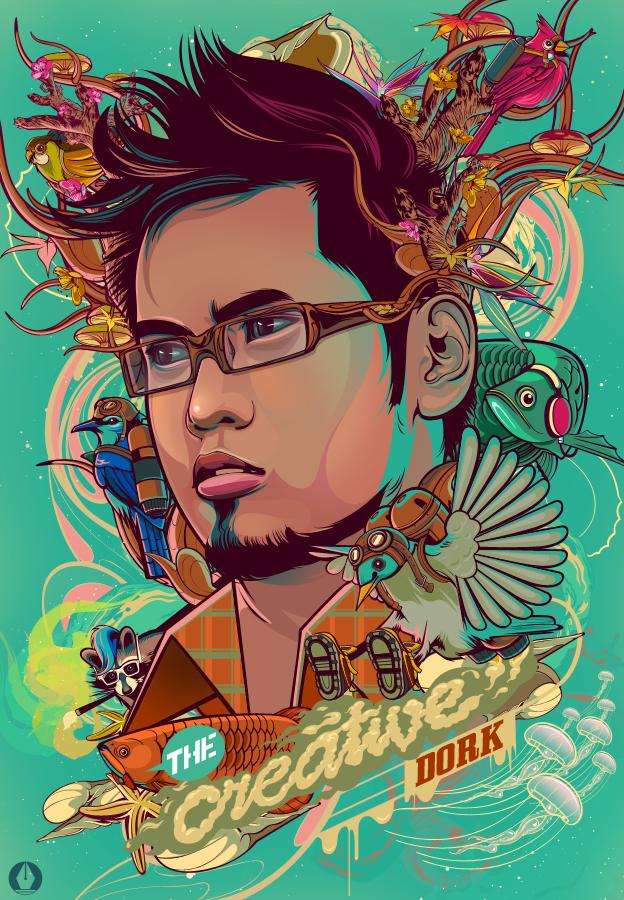 The Creative Dork by Aseo