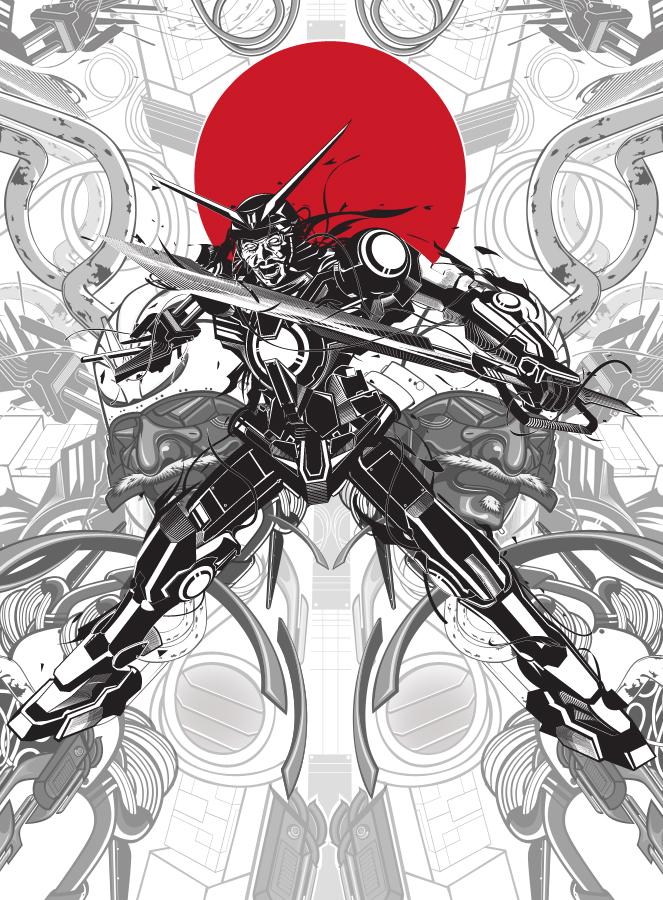 Toshiroboto V.2 by Aseo