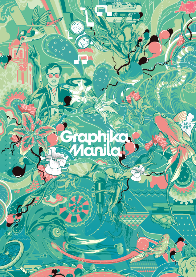 Graphika Manila 12 by Aseo