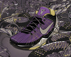 Nike KB 7 by Aseo