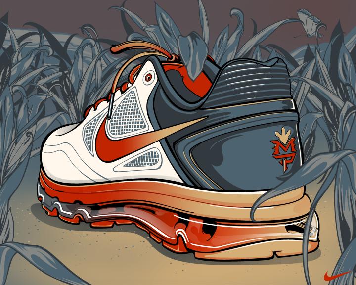 Nike Airmax MP by Aseo