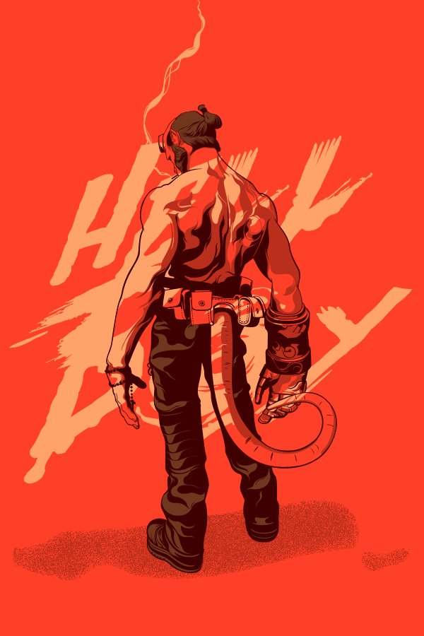 HellBoy by Aseo